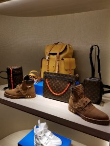 Louis Vuitton NYC Store Display