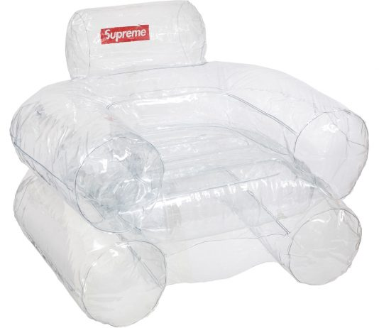 Supreme Clear Inflatable Chair
