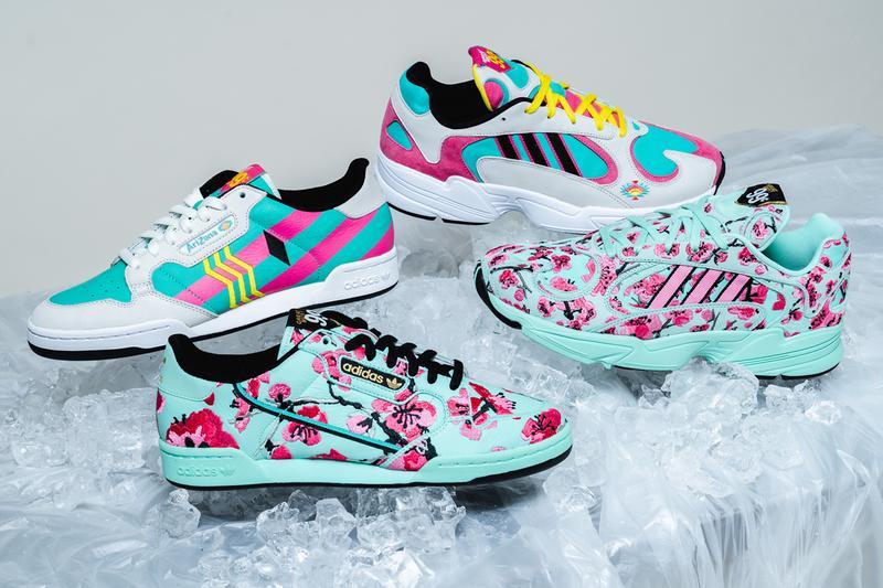 Adidas x AriZona