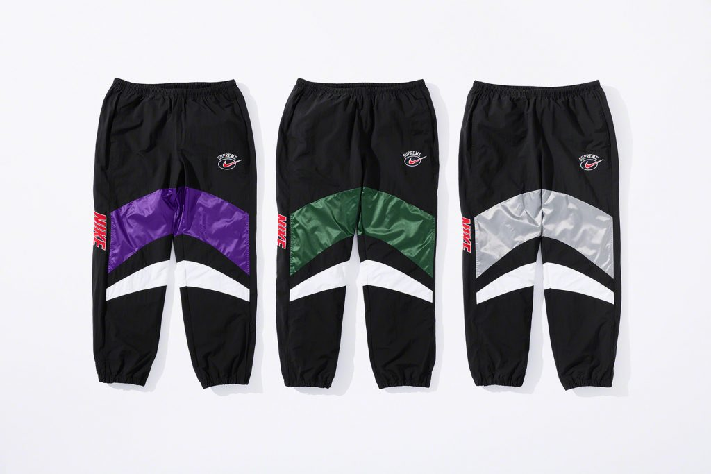 Supreme/Nike Warm Up Pants