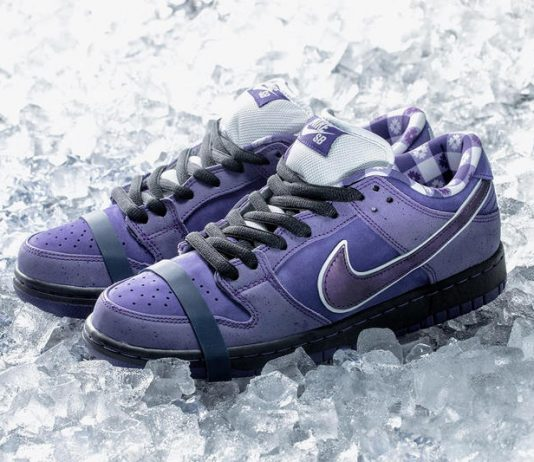 Concepts x Nike Dunk Purple Lobster