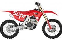 Supreme x Honda CRF 250R