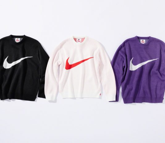 Supreme/Nike Sweater