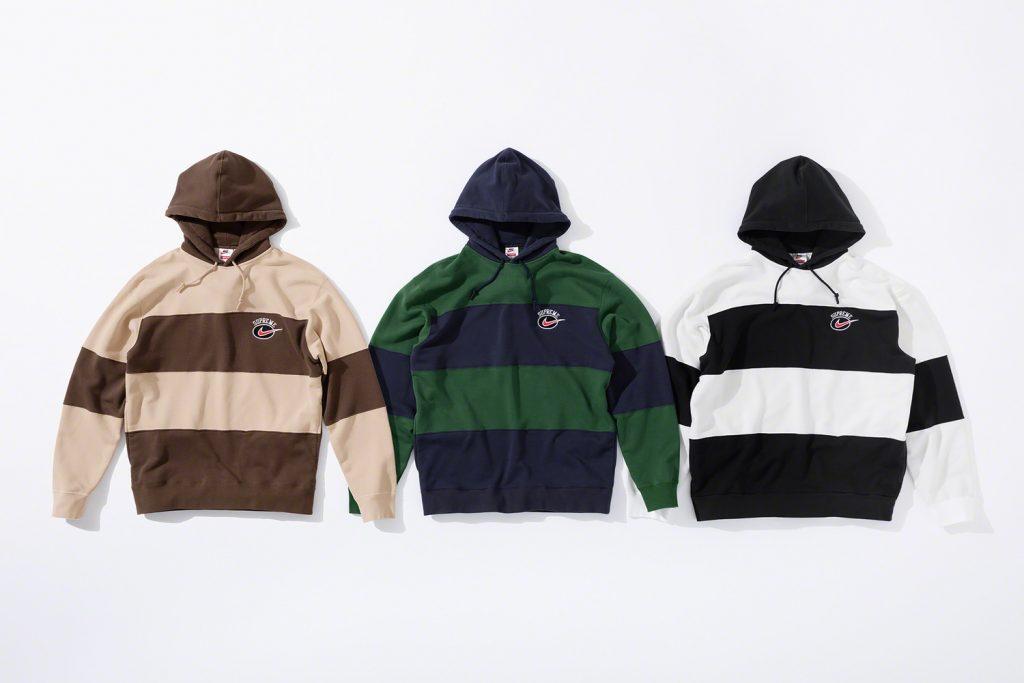 Supreme/Nike Sweatshirts